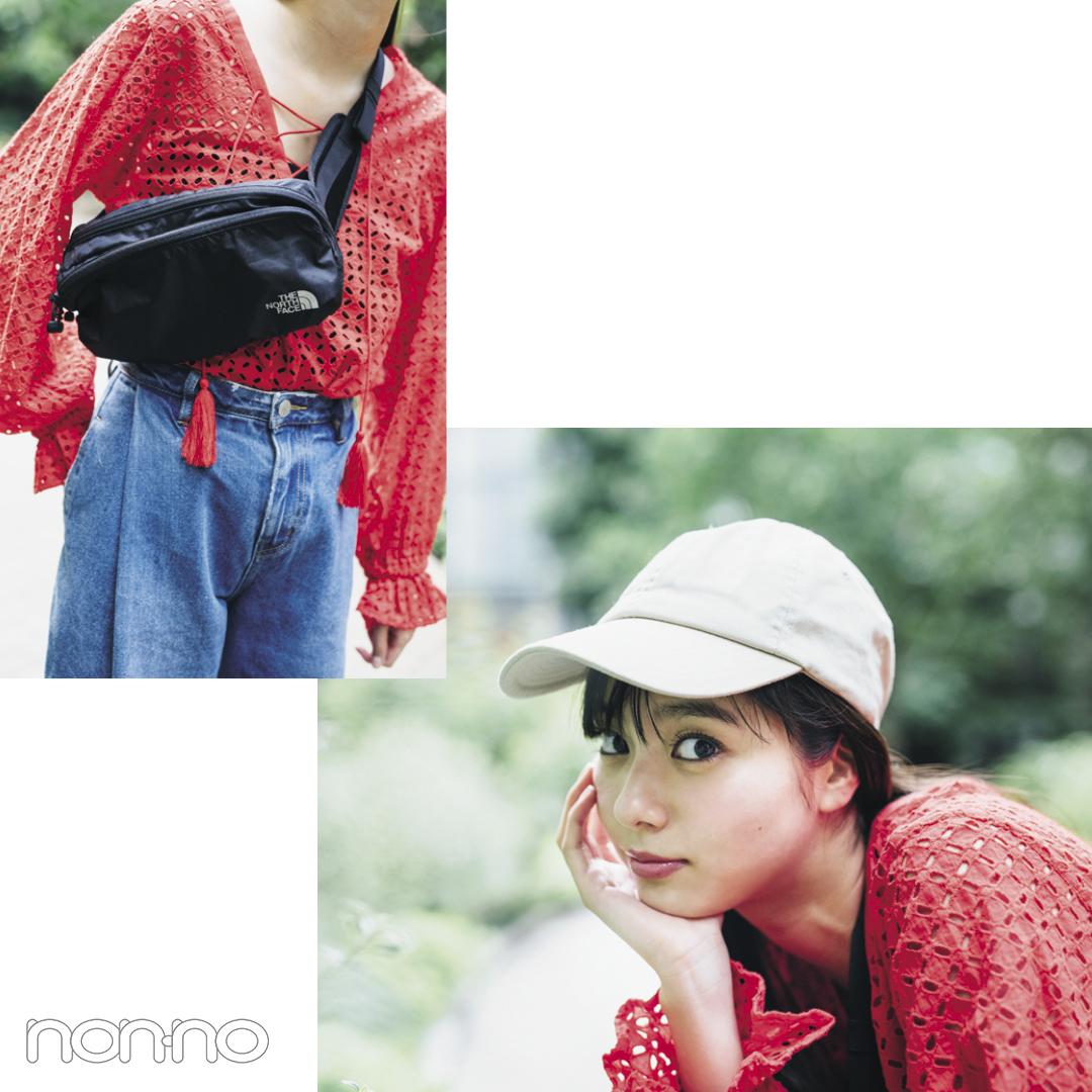 新川優愛が夏の私服コーデを披露♡ 好きなブランドも教えちゃう!_1_3-2