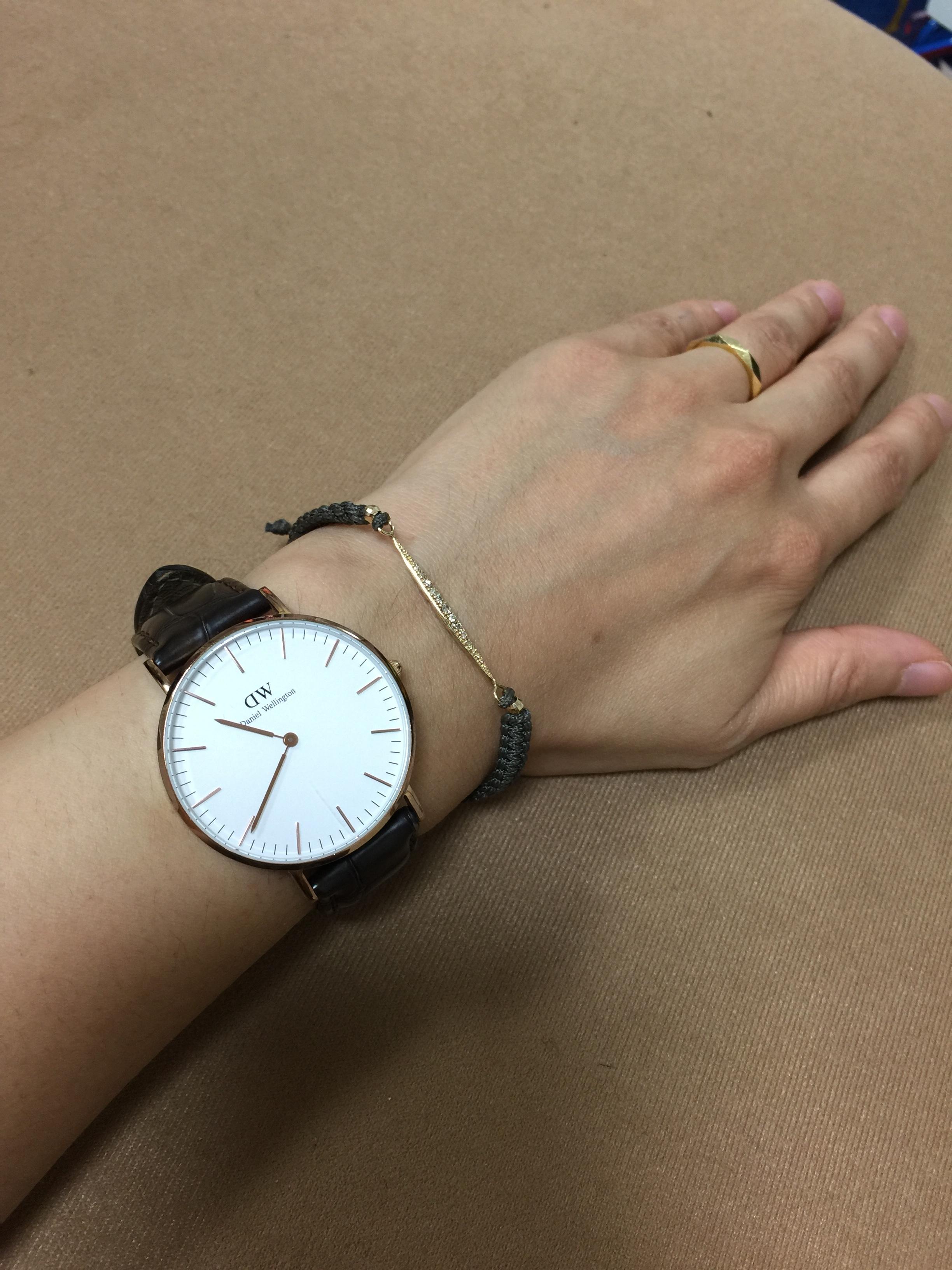 ヘビロテするのは、ダニエル・ウェリントンの腕時計【SHOP Marisol】_1_1