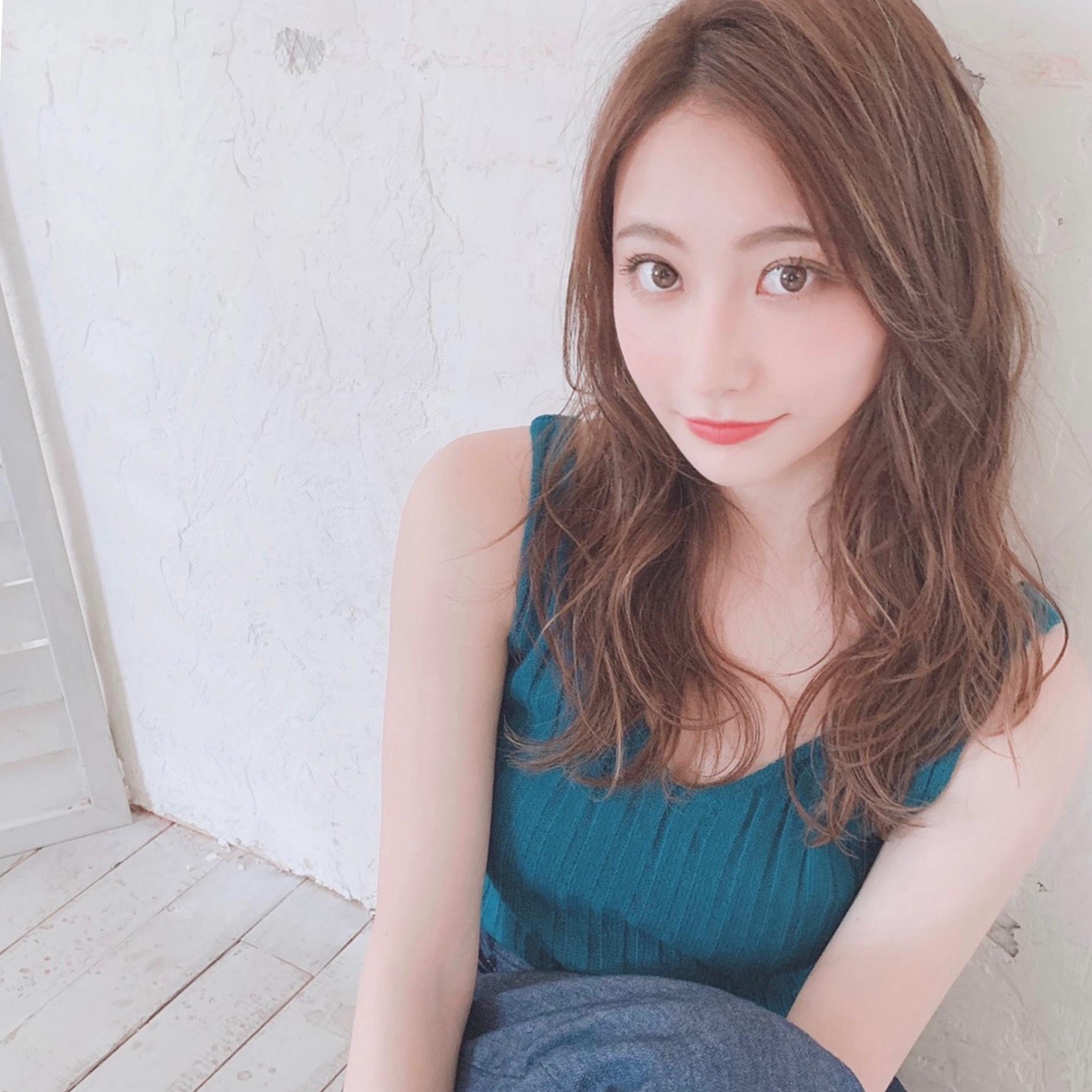 《夏間近!》崩れないファンデーション☆*。_1_1