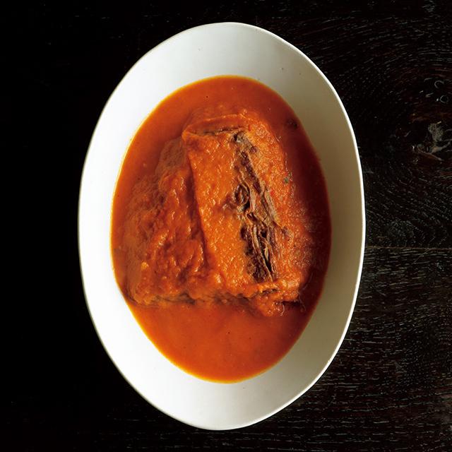 牛肉のパプリカ煮込みレシピ 有元葉子レシピ