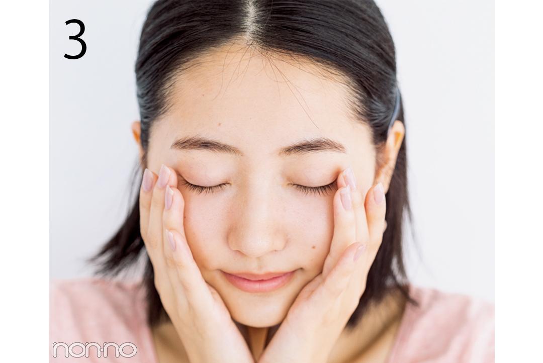ニキビ知らずのノンノモデル・武田玲奈のスキンケアをまるっと実況!_1_3-5