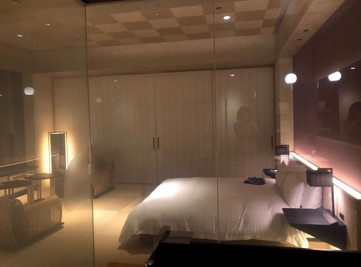 星のや東京 客室