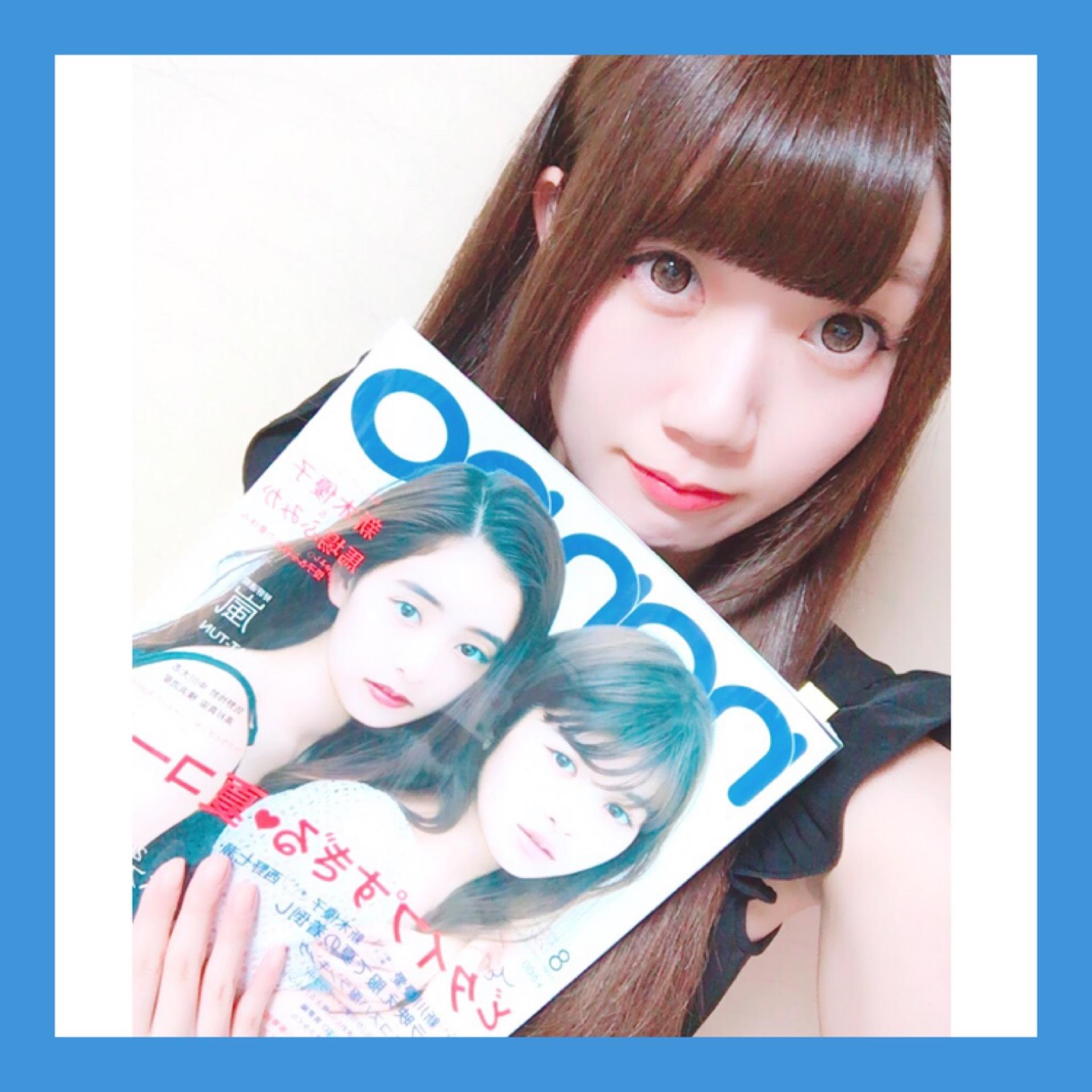 【non-no 8月号】ハワイイ選抜❤︎ディズニー特集!_1_2