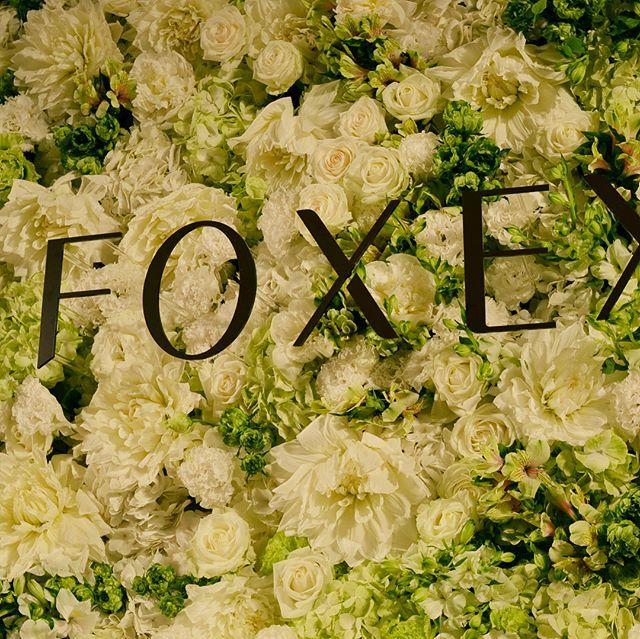 フォクシー銀座店20周年パーティへ。フォクシーのドレスの美しさにうっとり♡_1_2