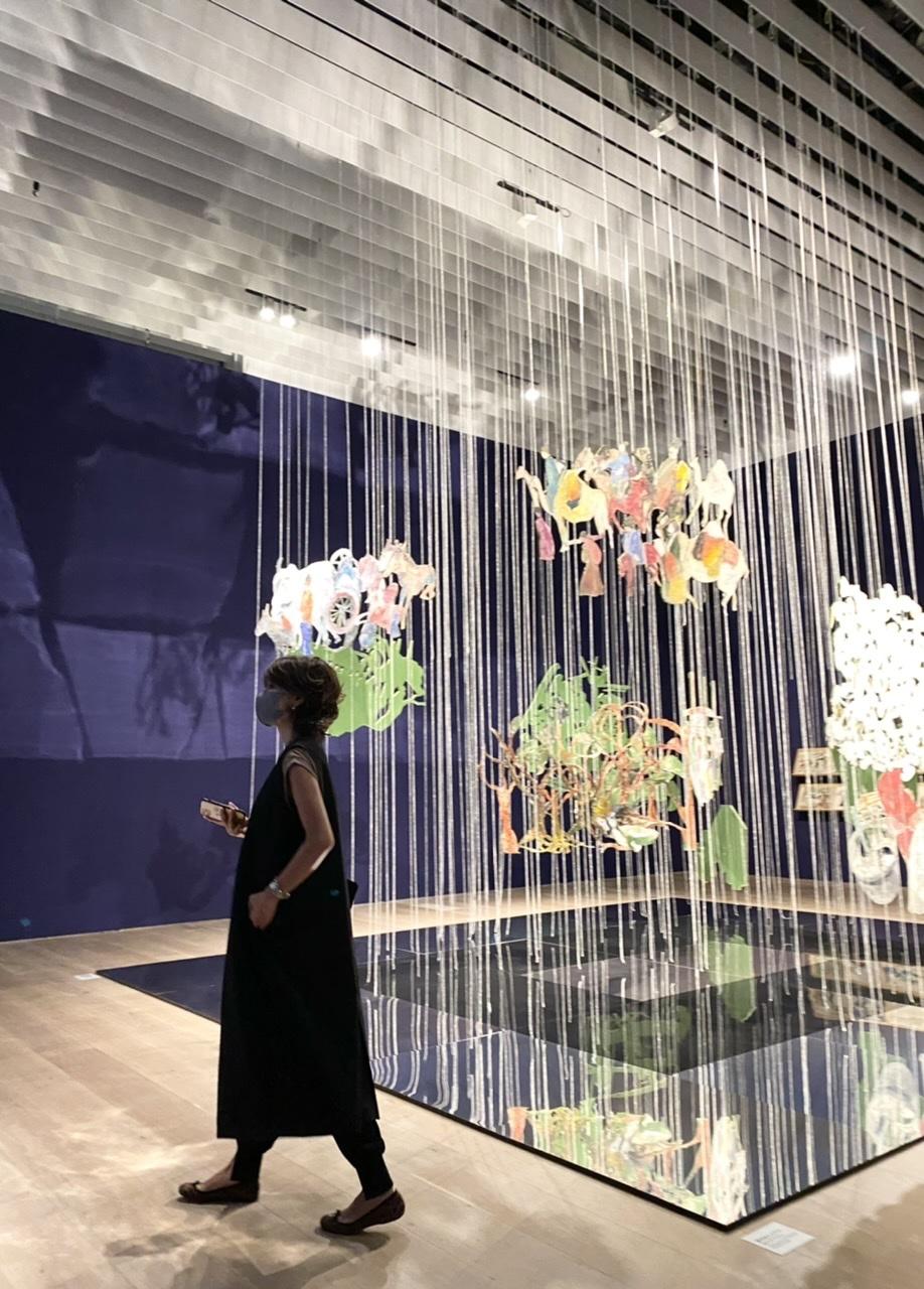 森美術館 「アナザーエナジー展」へ_1_4-1