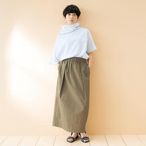 スタイリスト佐伯敦子さんプロデュース「心地よく女らしい大人の日常スタイル」_1_4