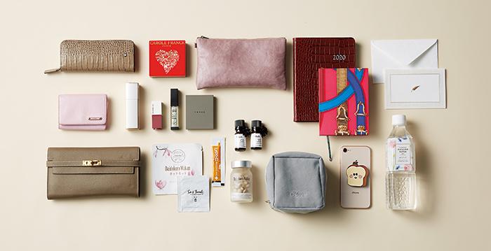 「コールドプレスジュース」ブーム先駆者のバッグには美容のヒントが満載!【働く女のバッグの中身】_1_3