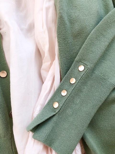 春物で一番に買ったカラーはグリーン!!《ZARA LOVE STYLE》_1_2