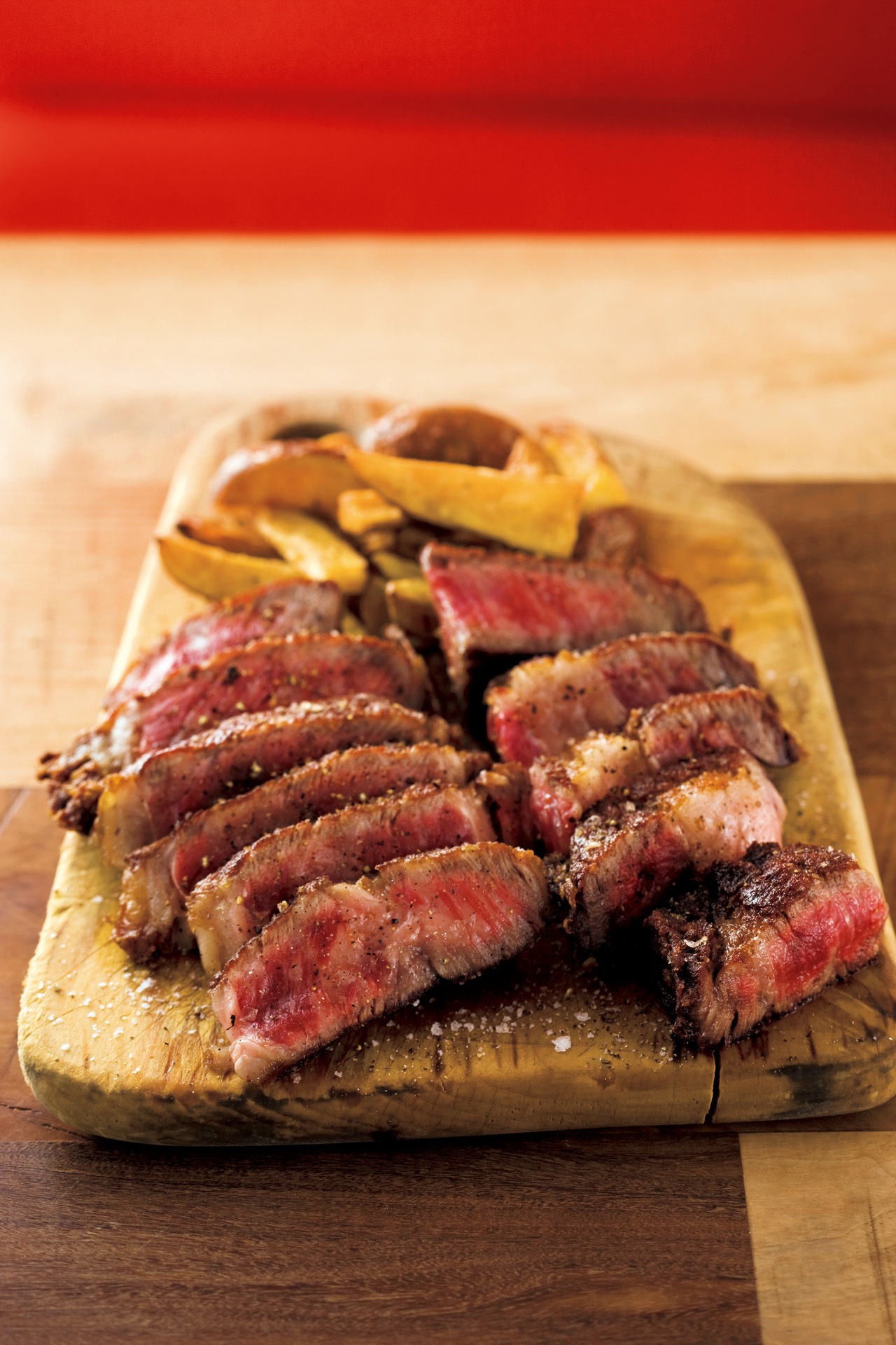 パリの名店の仕事を受け継ぐ 肉職人のステーキ ル・キャトーズィエム_1_1