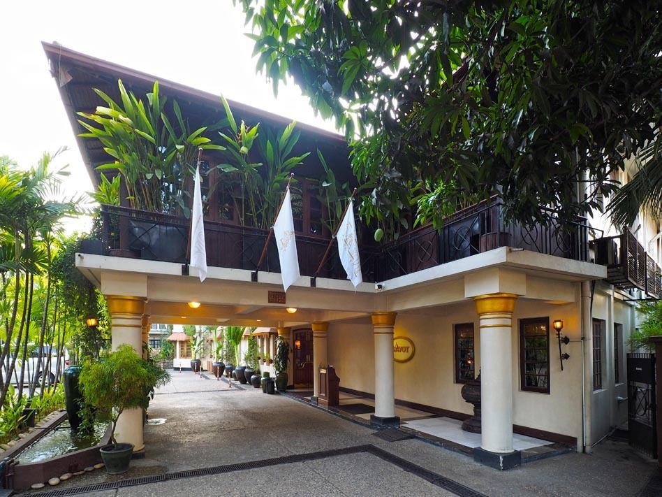 <ミャンマーの旅>古きよき時代へ誘う、英国ビクトリア スタイルのホテル(ヤンゴン-③)_1_5