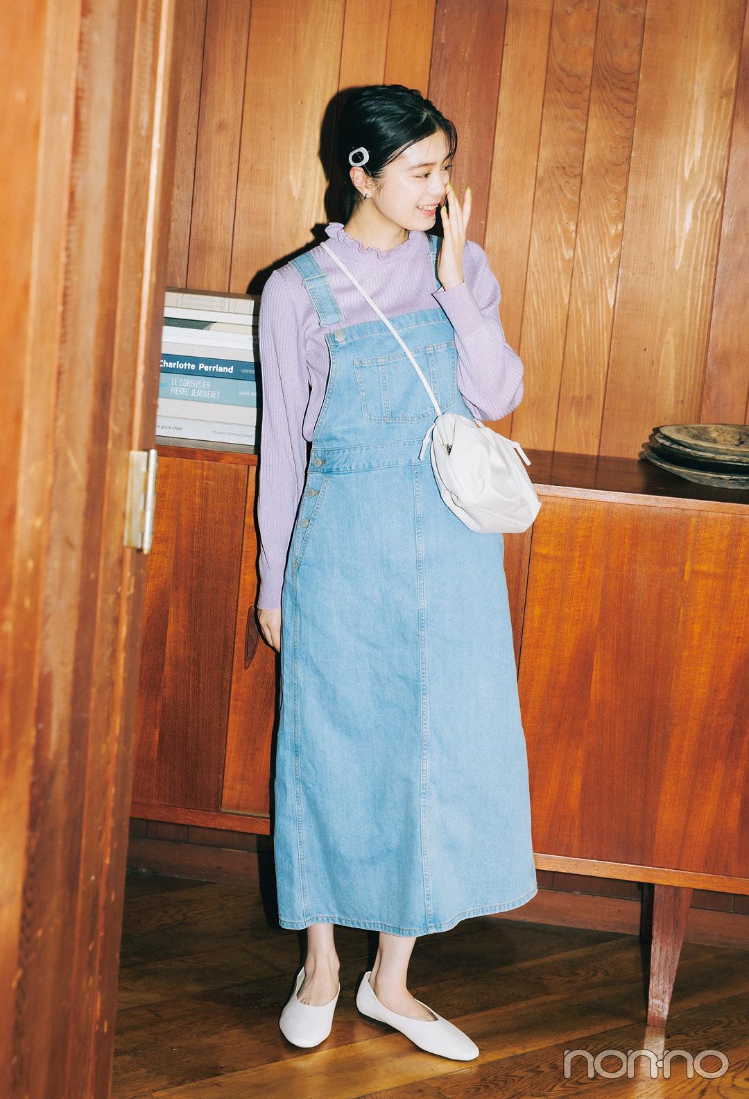 Photo Gallery モデル&女優として活躍中! 無限の透明感を持つ、紺野彩夏フォトギャラリー_1_4