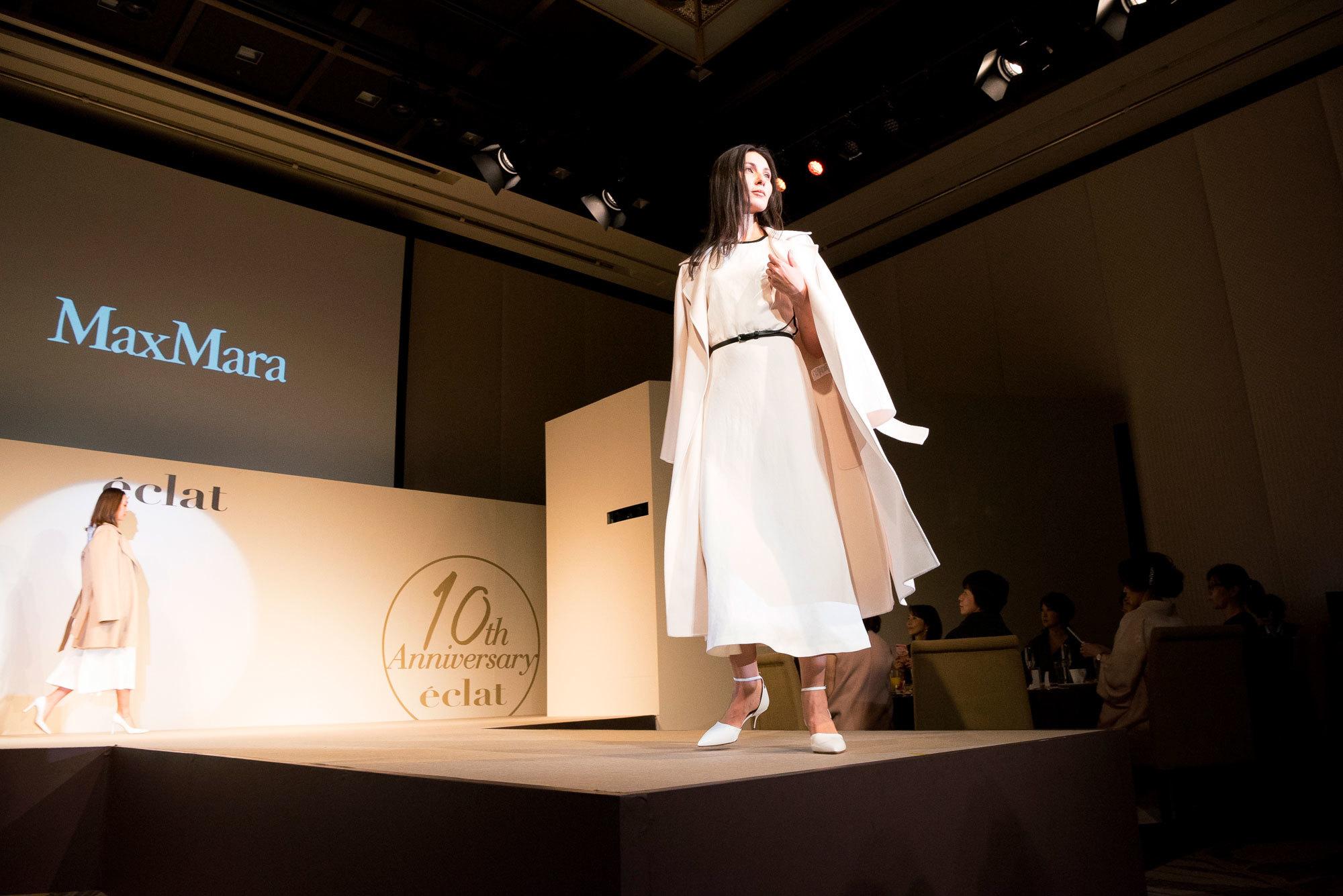 エクラモデルによる、あの人気ブランドのショーを目の前で! ファッションフロアショー_1_1-4