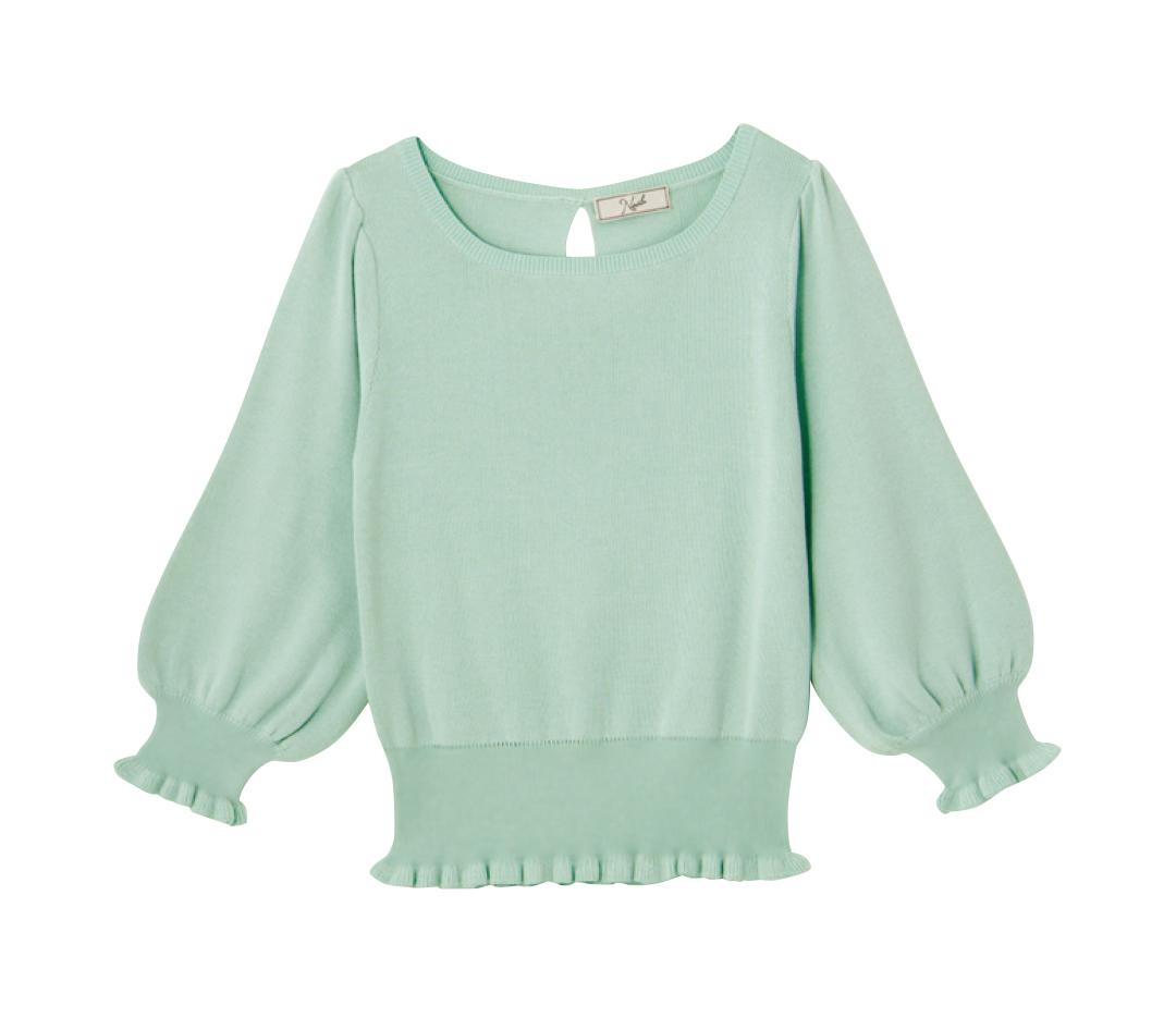 この春、一番新しいきれい色♡ グリーンで買うべき新作8選!_1_2-1