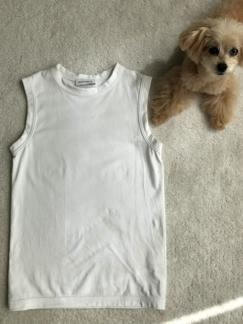MADISONBLUEノースリTシャツ 4コーデ_1_1-1