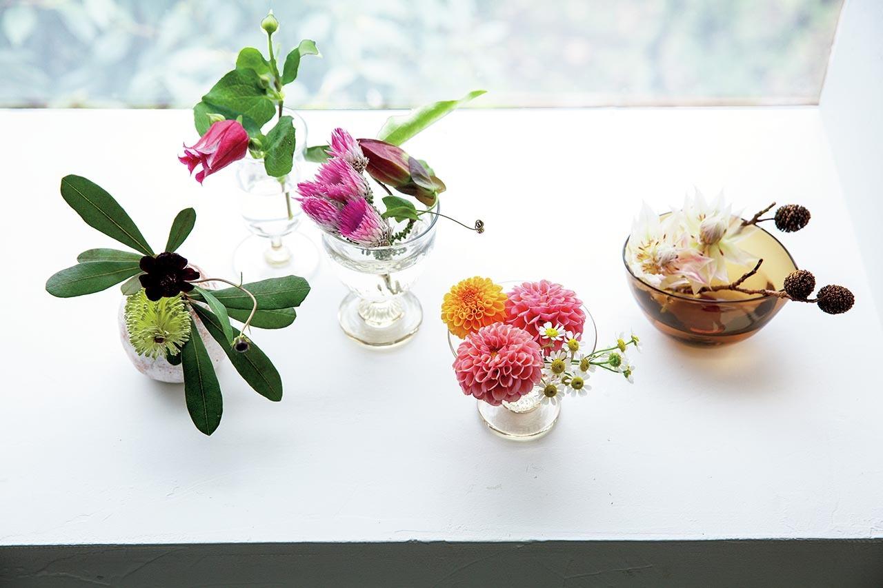 <お花のおもてなし>大切なお客様を迎える日の花あしらい_1_3