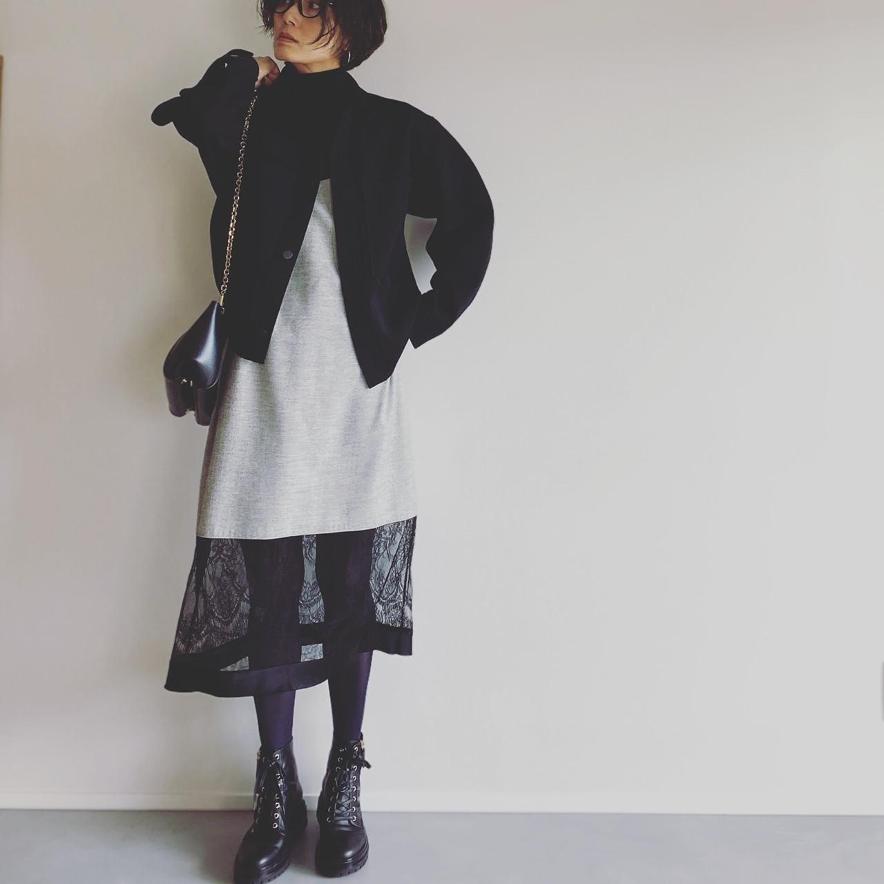 冬の着こなしを今っぽく仕上げてくれる私的ナンバー1ブーツを履き回してみました【エディター坪田あさみのおしゃれと暮らしと時々名品 #23】_1_4