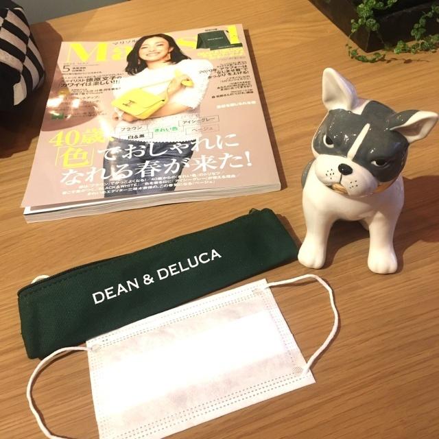 5月号付録 DEAN & DELUCA「保冷ランチバッグ&カトラリーポーチ」美女組の活用術まとめ_1_21
