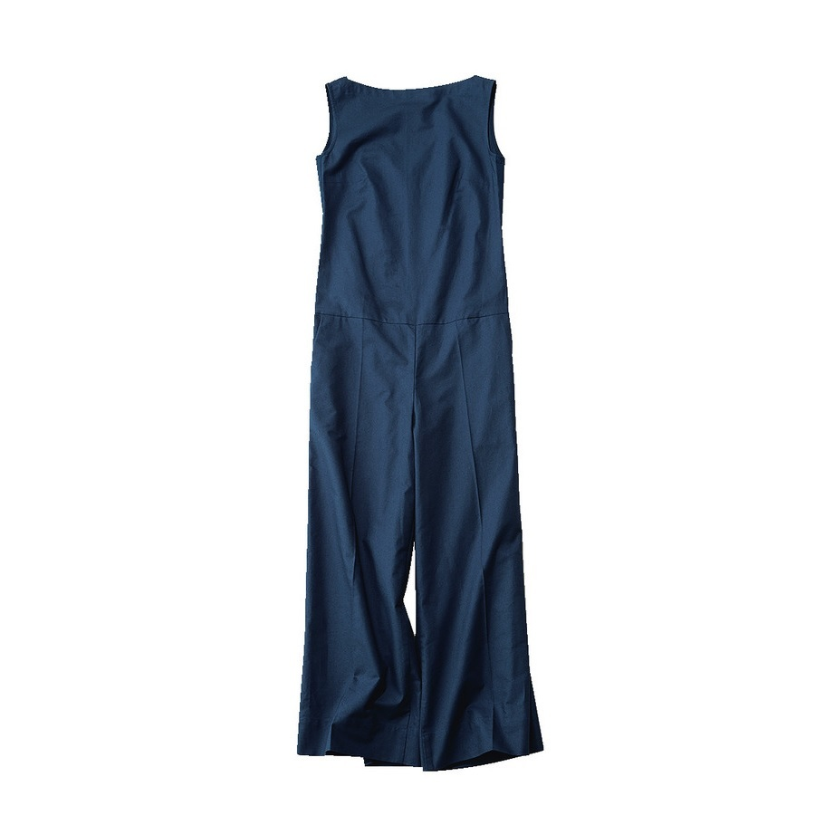 ファッション mallow blue のオールインワン