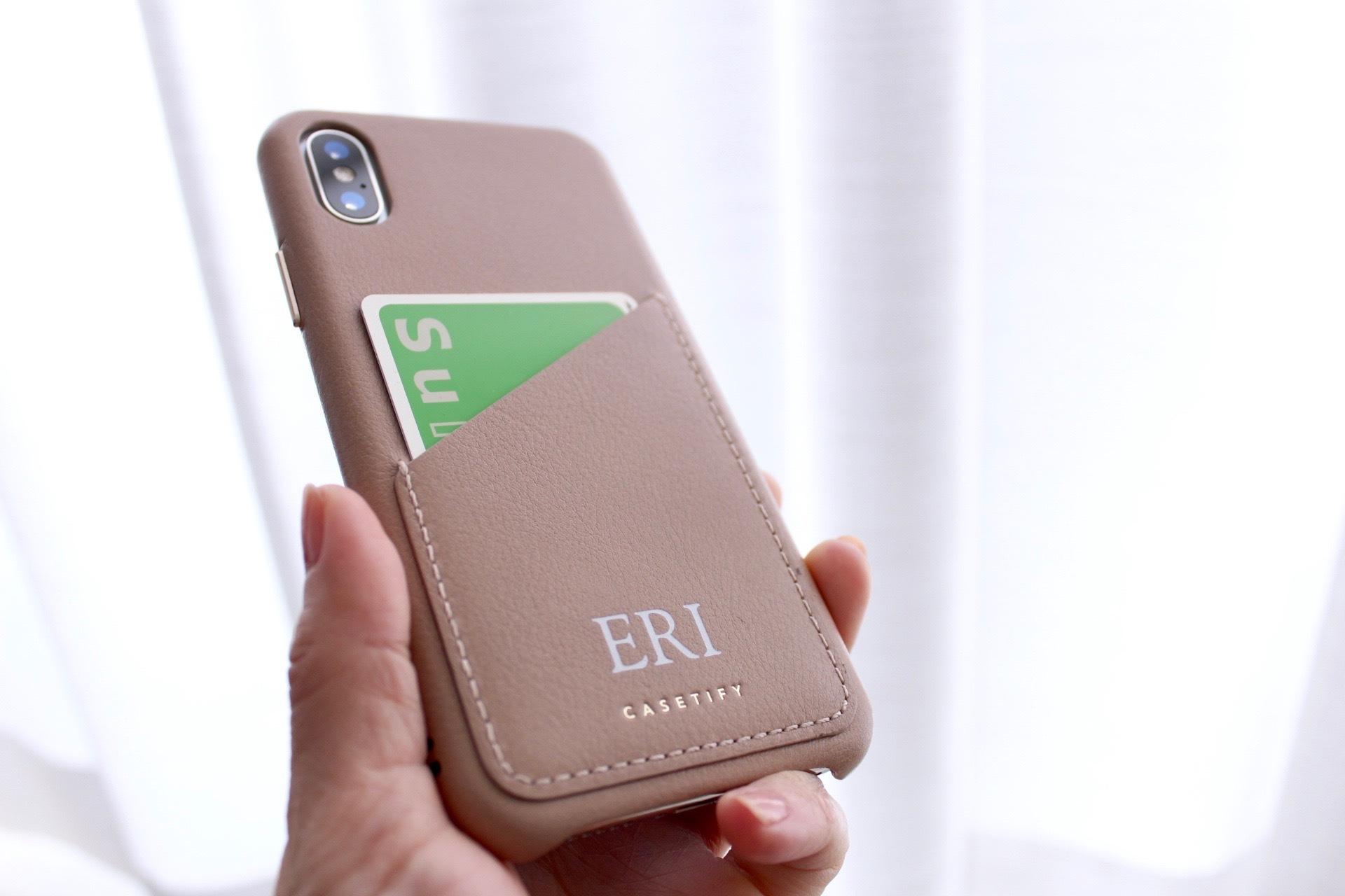 私もiPhoneX!そして新しい携帯ケース!_1_2