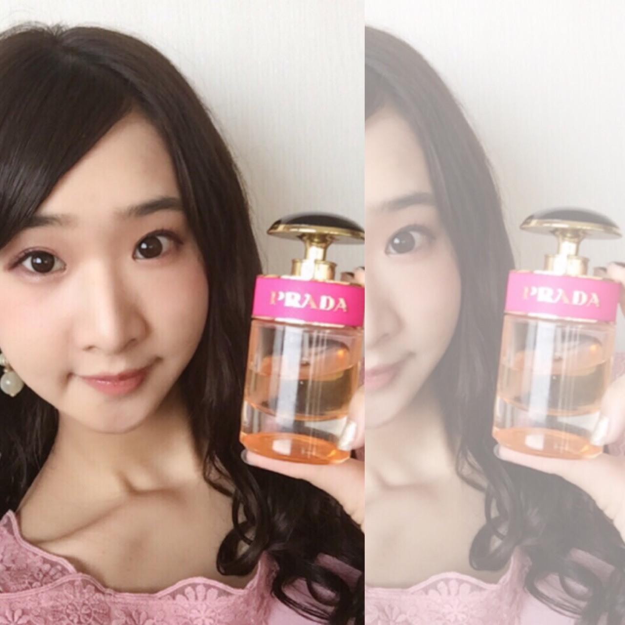【 第71回❤︎ 】この香りが好き♡私のお気に入りの香水-プラダ キャンディ-_1_2