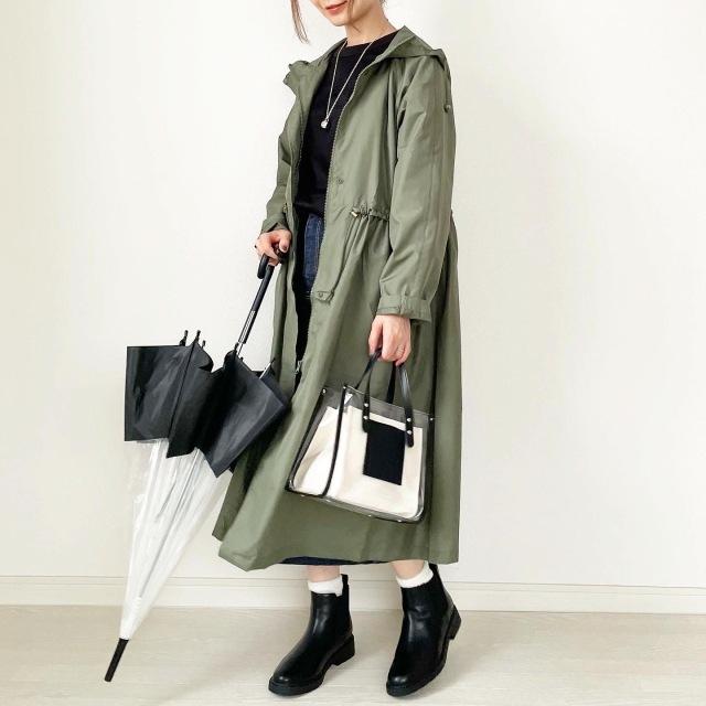 おしゃれの梅雨支度どうしてる? 40代が取り入れたい雨の日ファッションアイテムまとめ|美女組Pick up!_1_33