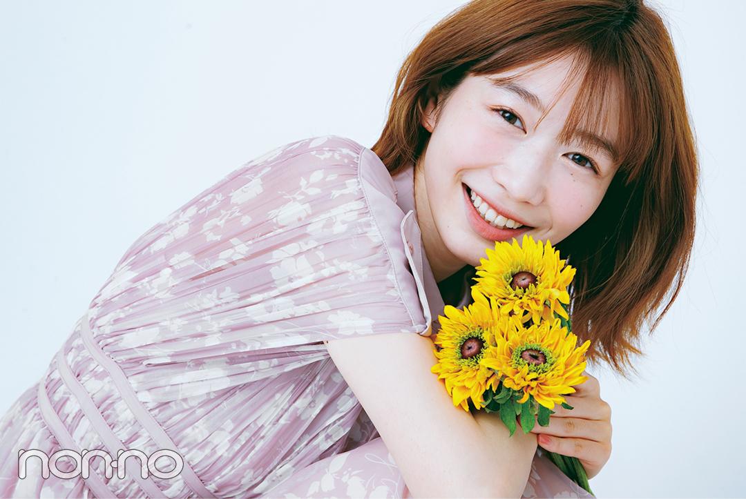 友達になりたいハッピー感代表 岡本夏美