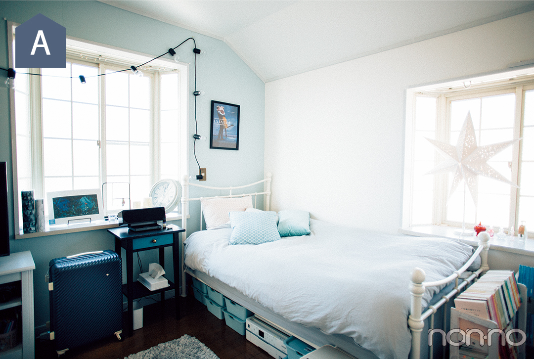 ニトリのカラーボックスをキッチンカウンターに! 必見★センスのいい部屋の配色&DIY_1_2