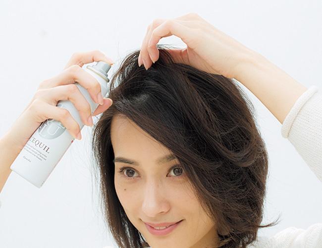 ぺったり前髪のためのスタイリングテクニック_1_2-3