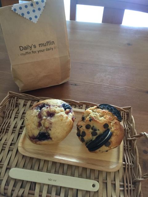 パン好きさんにオススメ★Daily's muffin★_1_1