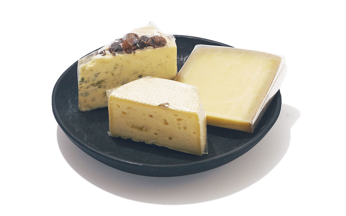 ■VIA THE BIOのワインに合うチーズのセット