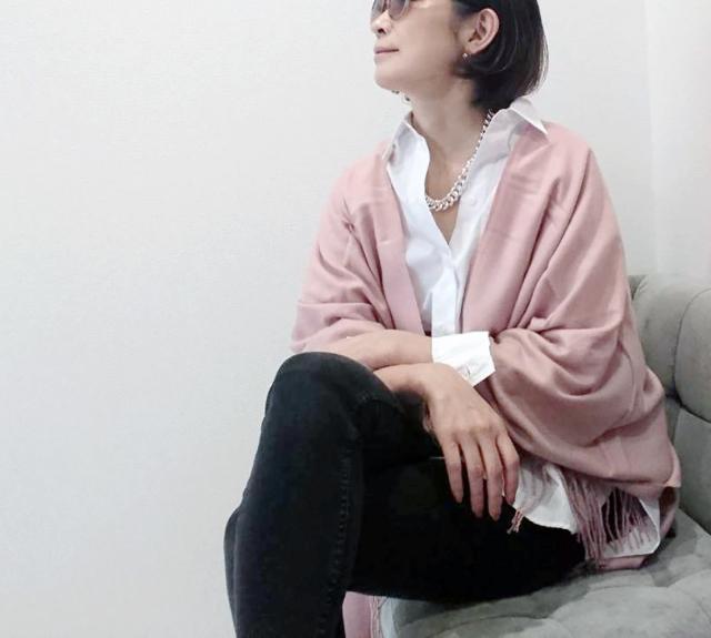【春色のプチプラアイテム】で大人のシンプル着痩せコーデ♡_1_4