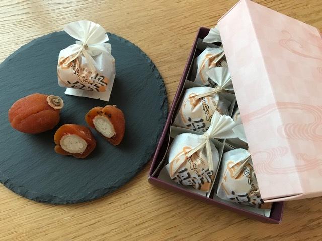 職人が手間ひまかけた逸品! 栗と柿が同時に味わえる和菓子_1_1