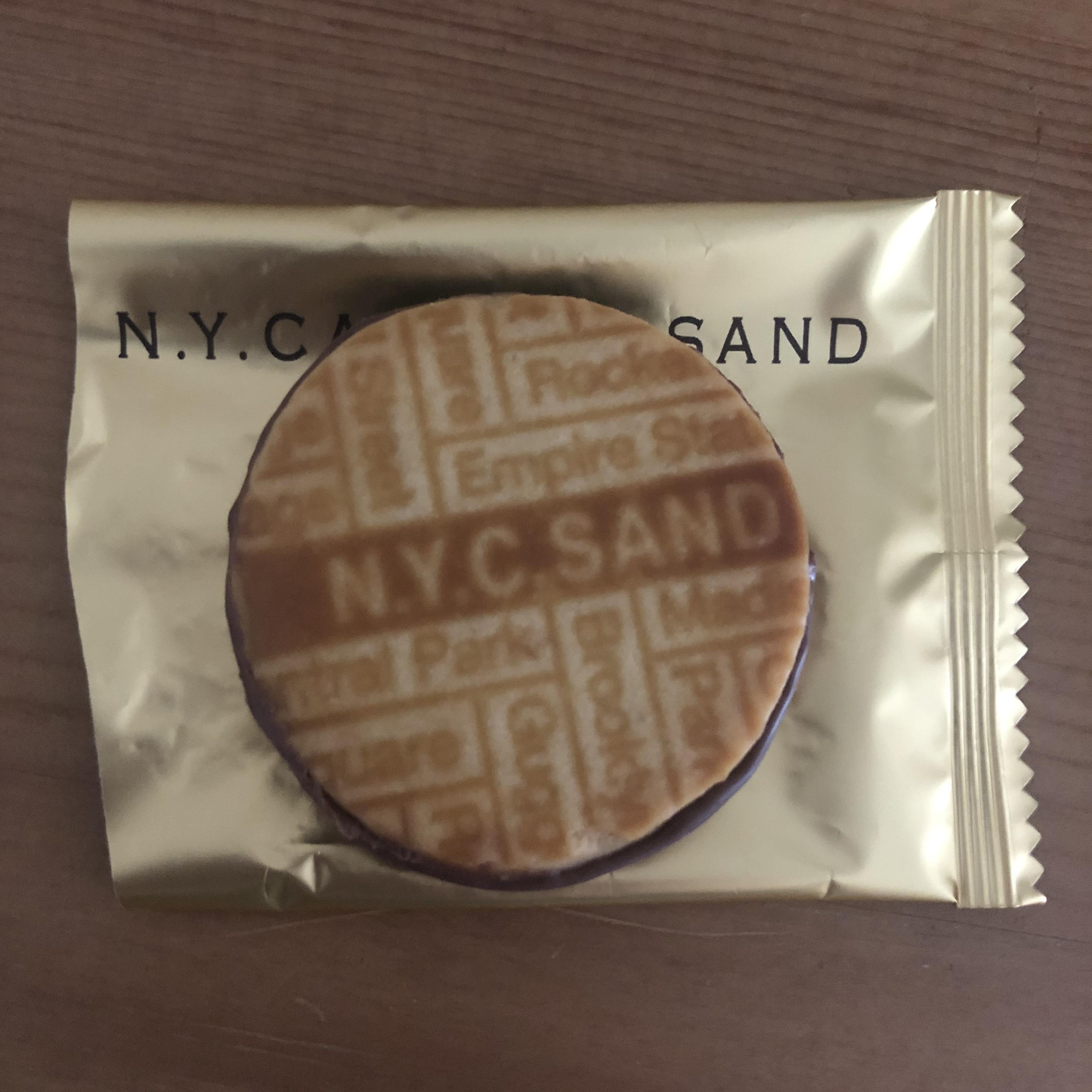 【羽田空港】大人気スイーツN.Y. CARAMEL SANDが美味しすぎる!_1_1-2