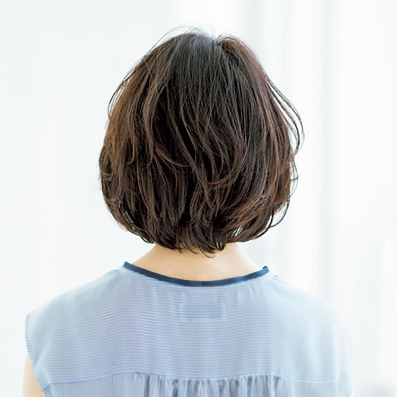 おしゃれに見える大人のヘアスタイル photo gallery_1_1-28