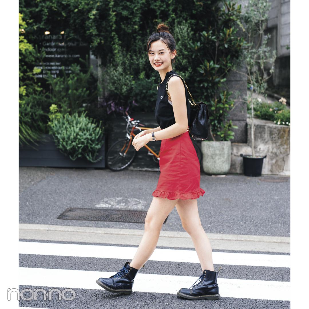 渡邉理佐も私服で登場★ノンノ専属モデルの夏の旅行コーデをのぞき見♡ _1_1-1