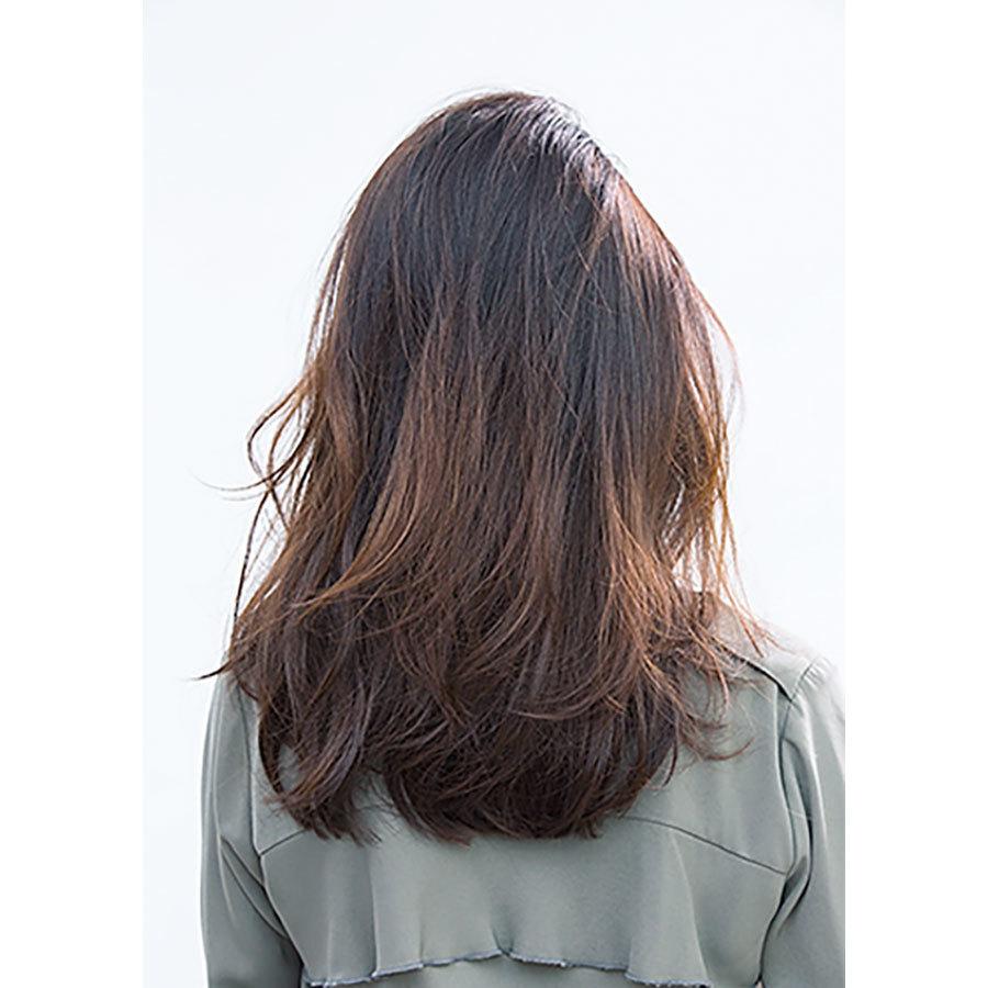 大人のトレンドヘアの宝庫。40代のためのミディアムヘアスタイル月間ランキングTOP10_1_9