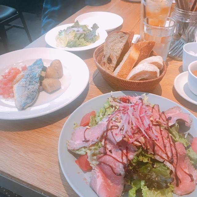 軽井沢の有名店沢村のレストランでヘルシーランチ♡_1_4