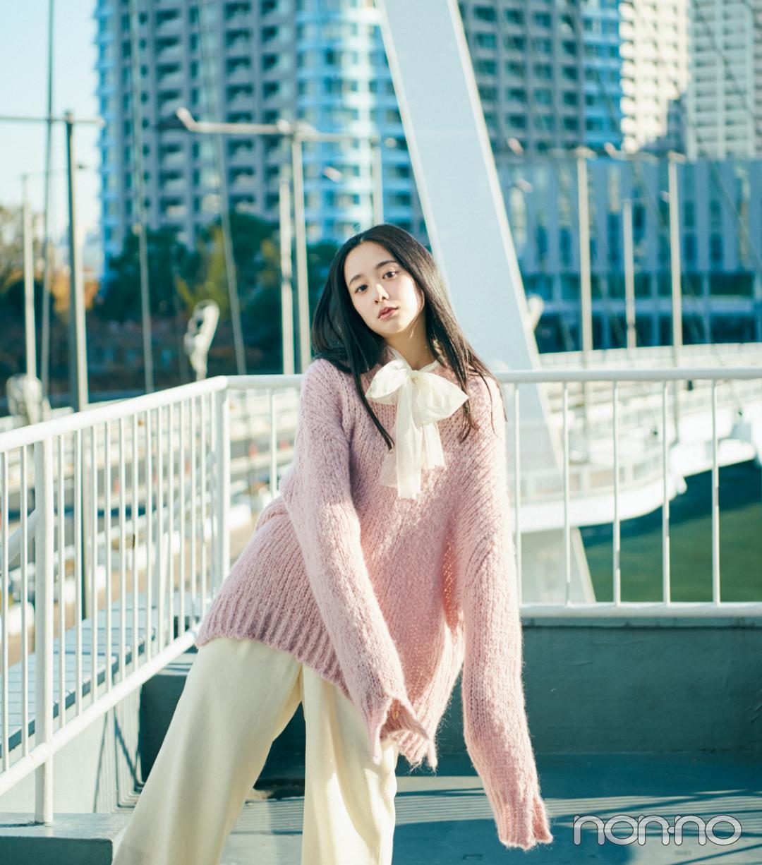 堀田真由がノンノ専属モデルに決定! 今の気持ち、話します♡ _1_4