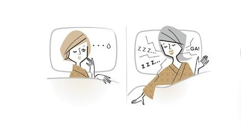 思い当たったらまずチェック 意外と知らない、「いびき」に関するQ&A_1_1