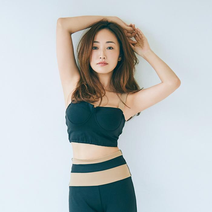 人気美容家・神崎恵さんのパーフェクトボディの秘密を大公開!