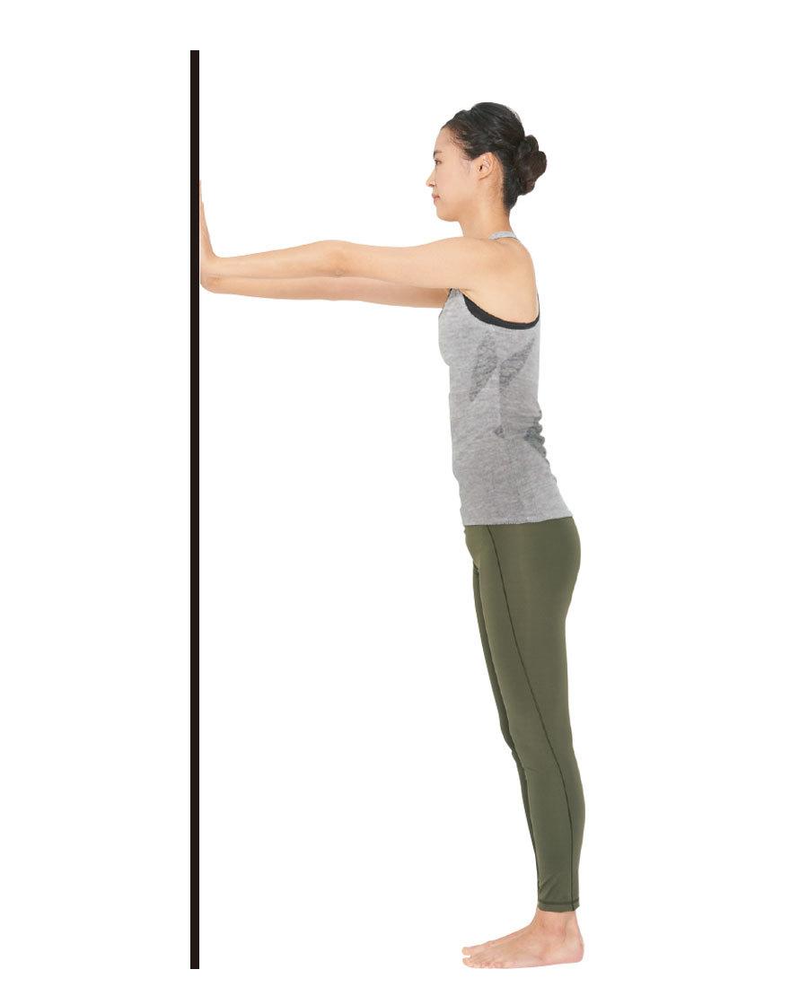 姿勢が整う!肩甲骨まわりの筋肉を強化して安定させる!【キレイになる活】_1_2-1