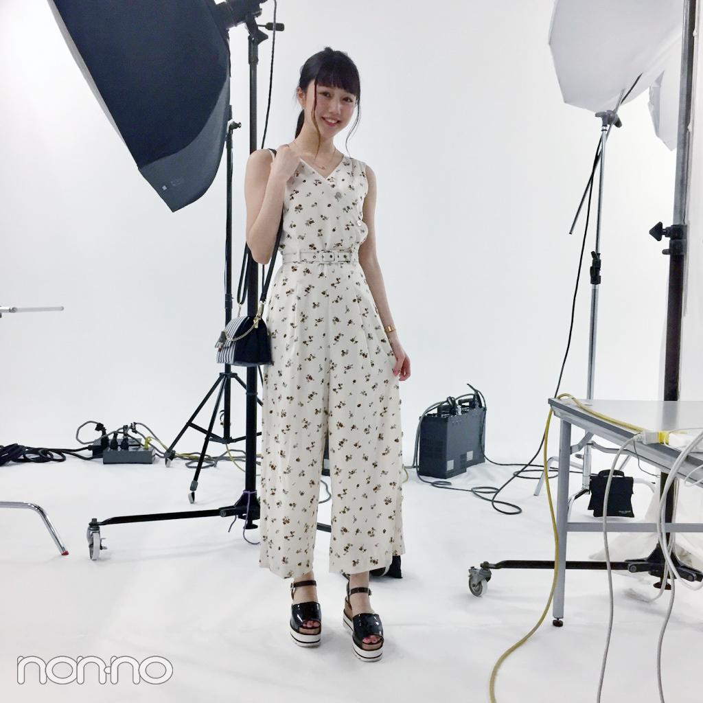 モデルの私服|松川菜々花(non-noモデル)