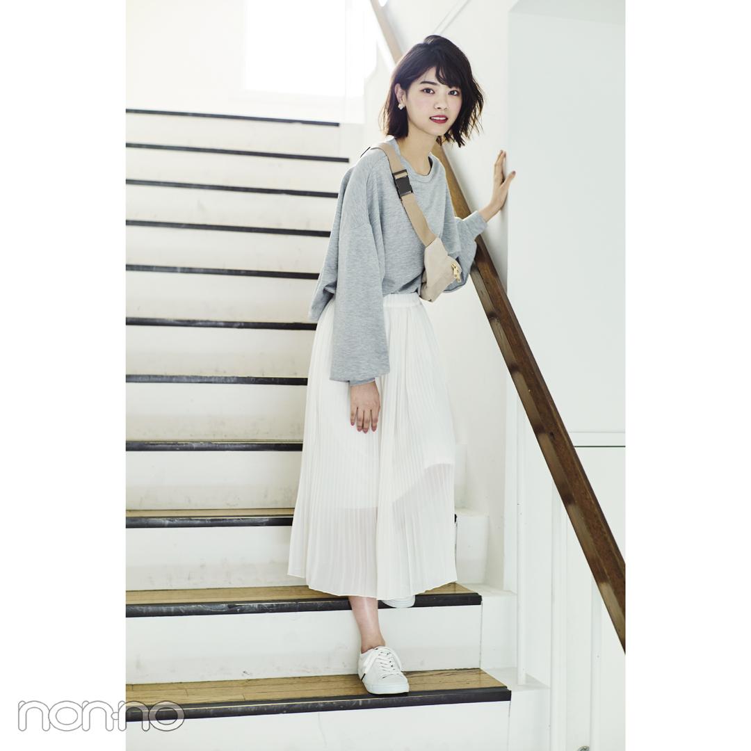 夏の白でモテコーデ★スポカジミックスが新鮮!_1_2-3