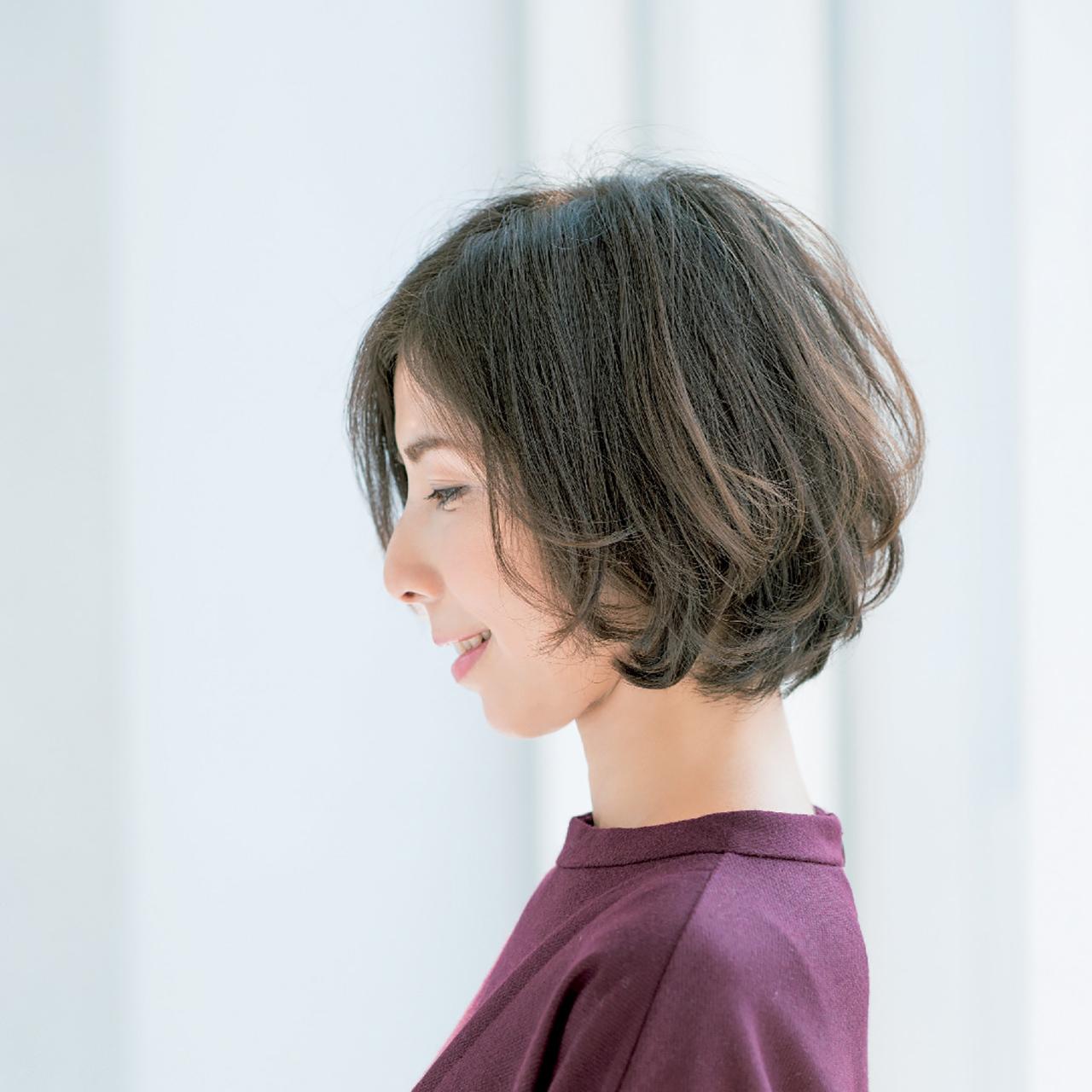 アラフィーの髪悩みは、「おりこうパーマ」におまかせ! 五選_1_1-2