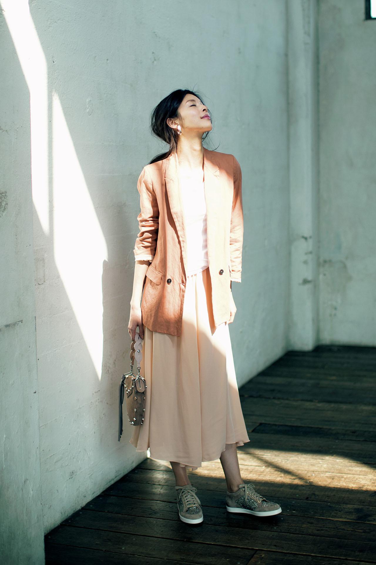 """""""大人はきれいめ&こなれ"""" 大人カジュアルコーデ photo gallery_1_1-16"""