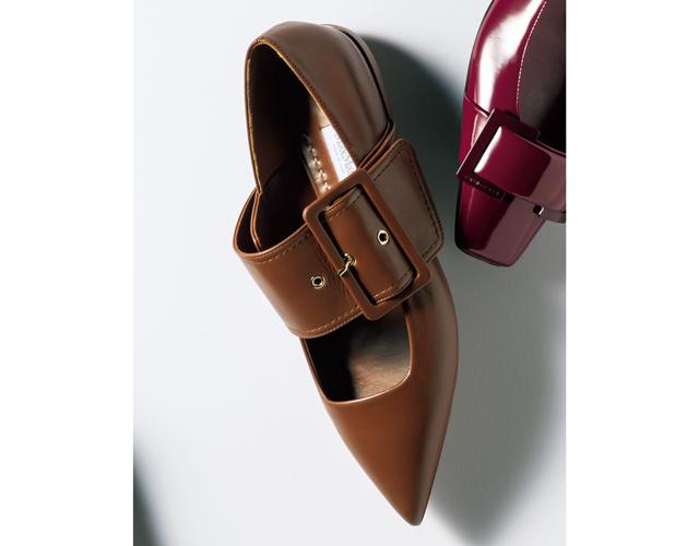 マックスマーラの靴