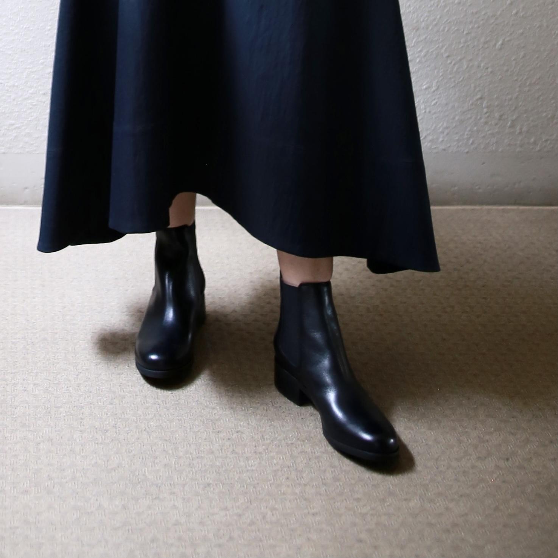 【2021秋のショートブーツ】カジュアル派もきれいめ派も使える! 万能ショートブーツを使った秋コーデまとめ|40代ファッション_1_15