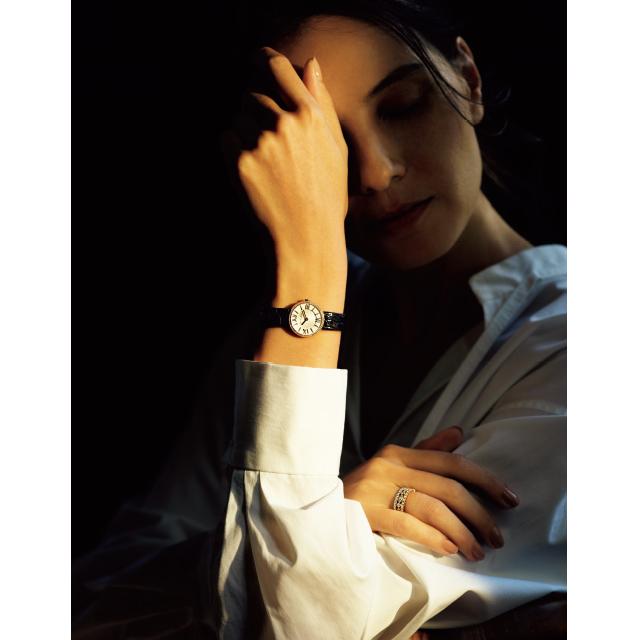 クラシカルな時計のTIFFANY & CO. 「ティファニー アトラス」