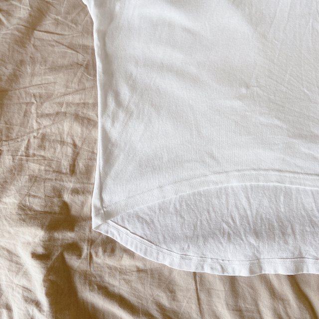 盛らなくてもサマになる! N.O.R.Cの白Tシャツ【40代のスタイルアップコーデ #6】_1_2