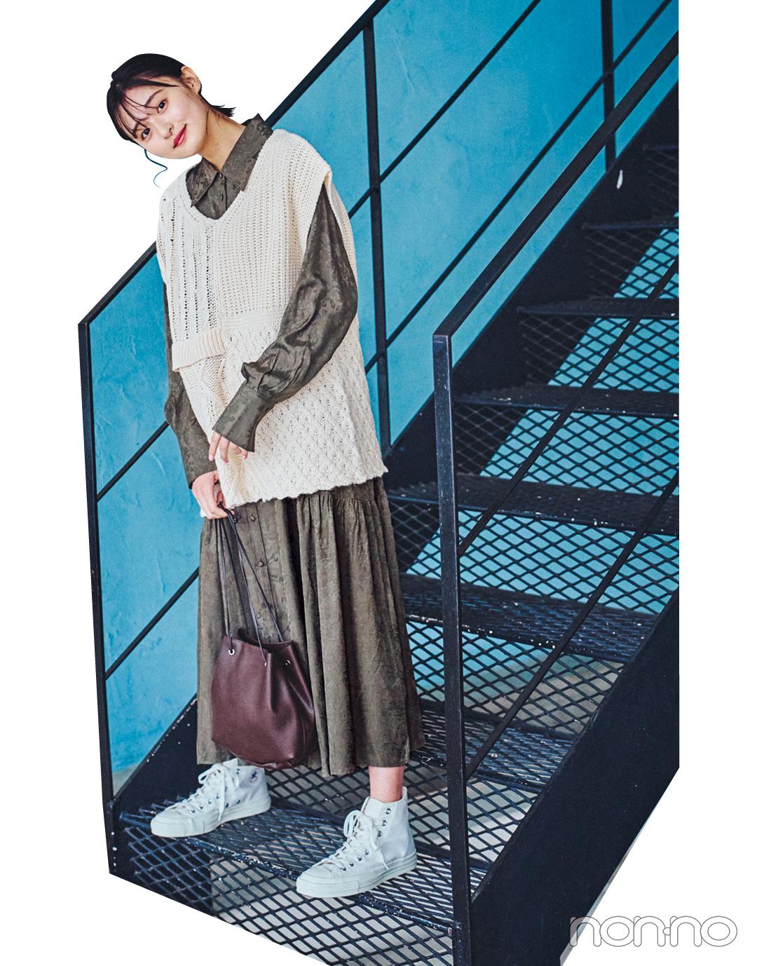 Photo Gallery 着こなしの参考に♡ ノンノモデルのリアル私服を公開!_1_25